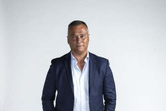 Stan Grant's latest non-fiction book, The Falling of Dusk, is released in April.
