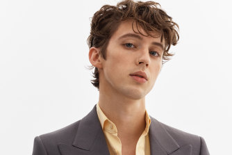 Troye Sivan will release his new EP on Friday.