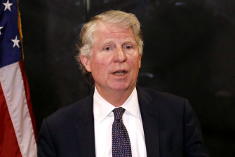 Manhattan District Attorney Cy Vance is leading a major probe into the Trump Organisation's finances.