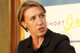 Universities Australia chief executive Catriona Jackson said the sector shed at least 17,300 jobs in 2020 due to the COVID-19 pandemic.