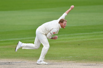 Stokes is pivotal for England with bat and ball.