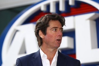 The AFL will be take a tough stance on anyone who breaches guidelines in the hubs.
