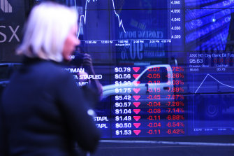 The ASX 200 tech sector followed the Nasdaq down on Wednesday.