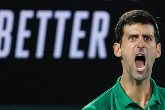 "Novak Djokovic is confident he will  emerge at the top of the ""Big Three"" in the long run."