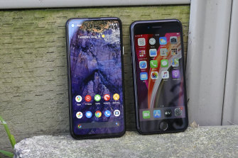 The $599 Pixel 4a compares favourably to the $749+ iPhone SE in most regards, although Apple's budget offering has more grunt.