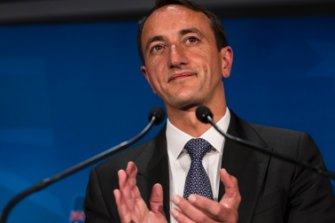 Liberal candidate for Wentworth, Dave Sharma, will take on Kerryn Phelps again in the eastern suburbs seat.