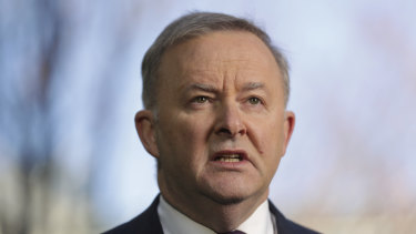 Opposition Leader Anthony Albanese has made economic growth a key feature of his initial pitch to voters.
