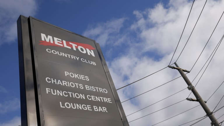 Essendon collected over $11 million from its two pokies venues in 2016-17.