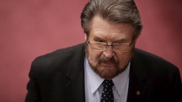 Senator Derryn Hinch