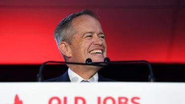 Bill Shorten spent all of last week campaigning in Queensland.