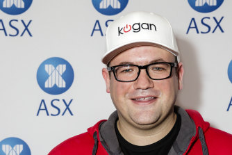 Ruslan Kogan has admitted to some growing pains at the online retailer.