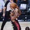 Butler torches Lakers as Heat cut NBA finals deficit