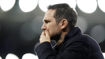 New coach in on same day Chelsea ship Lampard out