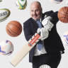 Craig Hutchison is building a sports media empire – but not everyone's a fan