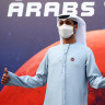 'A dream': UAE celebrates as Hope probe arrives at Mars