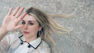 After touring with Flight Facilities, Owl Eyes has just released her second solo EP.