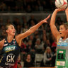 Melbourne Vixens jostling for top-two finish after beating Fever