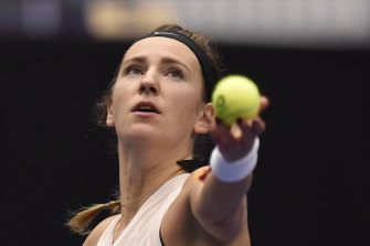 Dual Australian Open champion Victoria Azarenka is among those in hard lockdown.