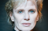 Author Siri Hustvedt.