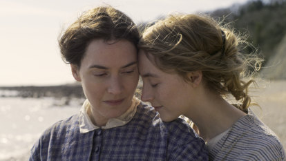 An unsung heroine gets the spotlight – and a love story – in new Kate Winslet film