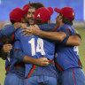 3-278! T20 records tumble as Afghanistan smash Ireland
