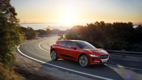 Jaguar boss says Australia missing out on becoming electric car leader