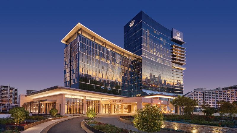 Crown casino in perth australia baccarat-online gambling