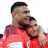 Tonga to carry new name in bid to save Test matches