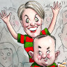 Plibersek's popular front digs in for the long haul