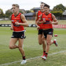 No change: Bombers clash with Hawthorn to remain at Marvel