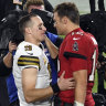 Brady's Buccaneers take down Brees' Saints