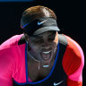 Farewell, Serena? Not so fast