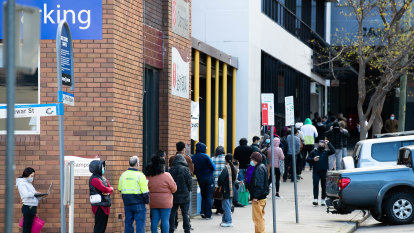 Job market softening even before tougher lockdowns hit the economy
