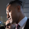 RLIF suspends Tonga board with Folau return all but over