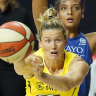 Opals guard comes up big as Storm move within a win of WNBA decider