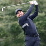 Day crashes in South Korean PGA second round