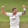 James Pattinson has stated his case for a Test recall.