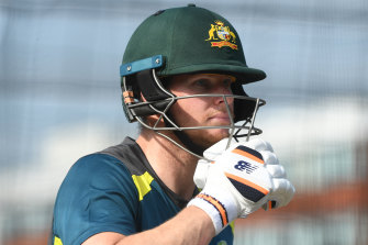 Steve Smith returned from concussion overnight, hitting a half-century in the IPL.