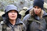 Schapelle Corby and Candice Warner on SAS Australia.