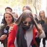 Family preparing for Sarah Ristevski to break silence after killer father jailed