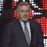 'I'm going to say one thing': De Niro blast gets standing ovation at Tony Awards