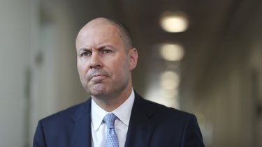 Josh Frydenberg said JobKeeper had to end but other support was available.