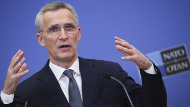 NATO Secretary General Jens Stoltenberg wants democracies to stand together and up to China.