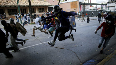Venezuela has been increasingly riven by poverty, crime and protest since Nicolas Maduro  was elected in 2013.