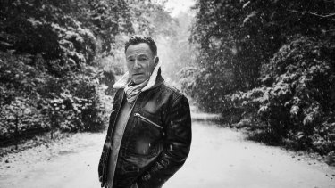 Bruce Springsteen: viewing music as a shared spiritual experience.