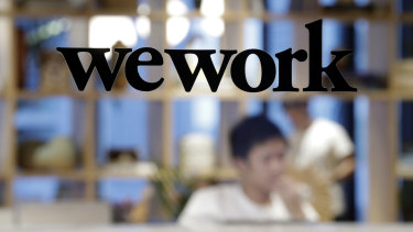 The string of bad news for WeWork continues.