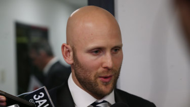 Gary Ablett will take the weekend off thanks to his suspension.