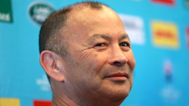 Eddie Jones says England are ready to create their own history in Saturday's Rugby World Cup final.