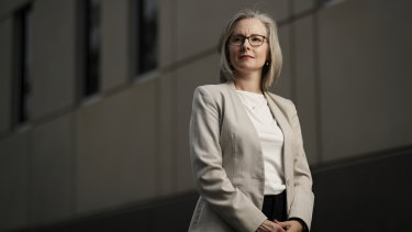 Australian Signals Directorate chief Rachel Noble has defended the decision to cancel the contract.