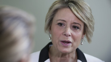 Senator Kristina Keneally.